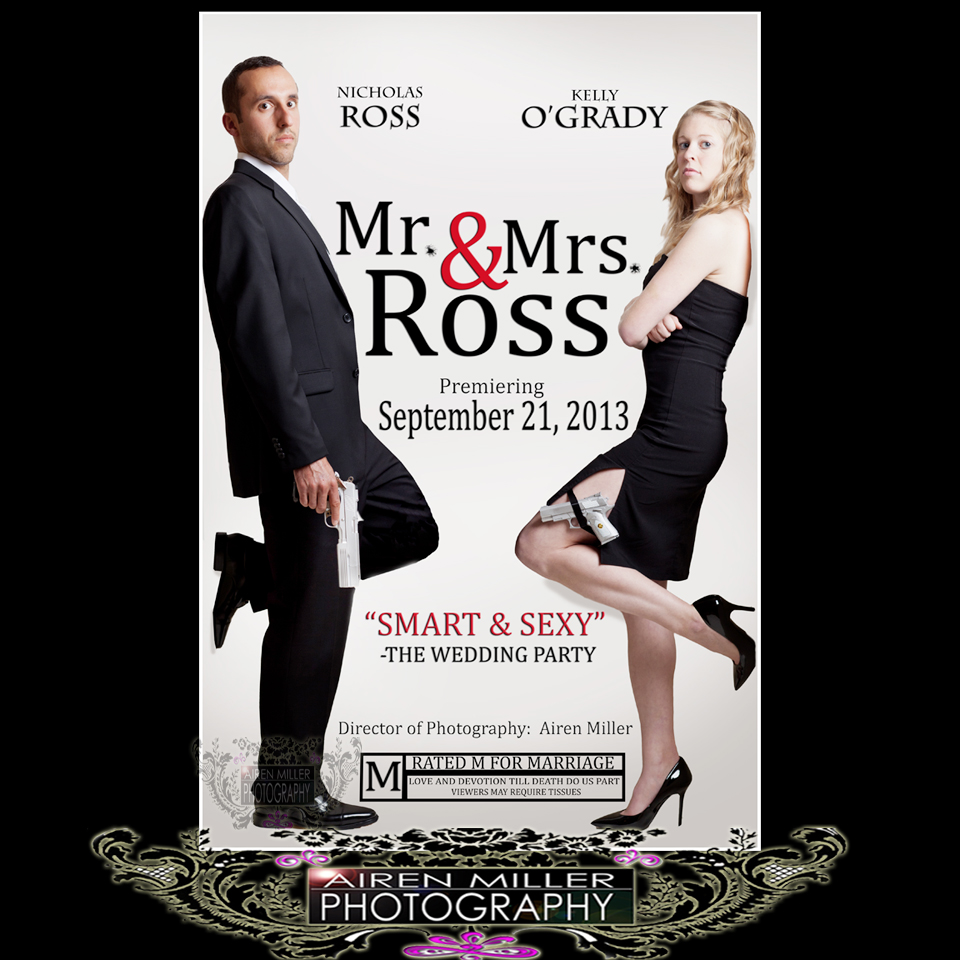MR AND MRSSMITH SAVE THE DATE
