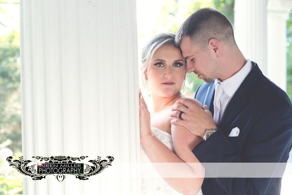 modern edgy wedding photos